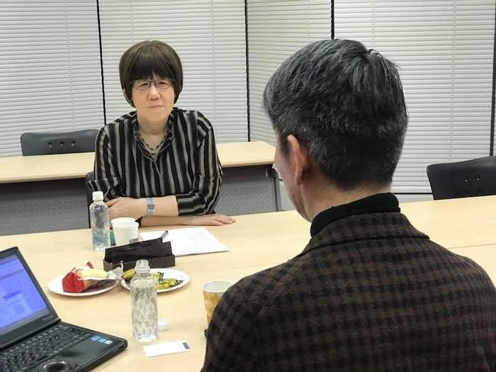 どんどん話が膨らんでいった深澤さんと松本さんの対談