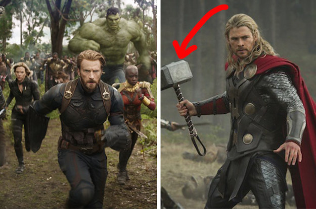 25 Facts That Will Probably Alter Your Perception Of Marvel Movies