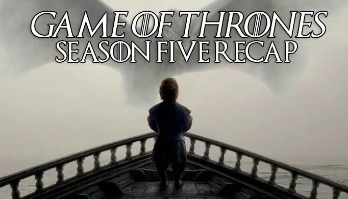 In preparation of Season 8 of Game of Thrones, I'm rewatching and recapping every season that's come before. So far I've dived deep into Season 1, Season 2, Season 3, and Season 4 – and now it's on to Season 5. I'm going to need a lot of wine for this one...