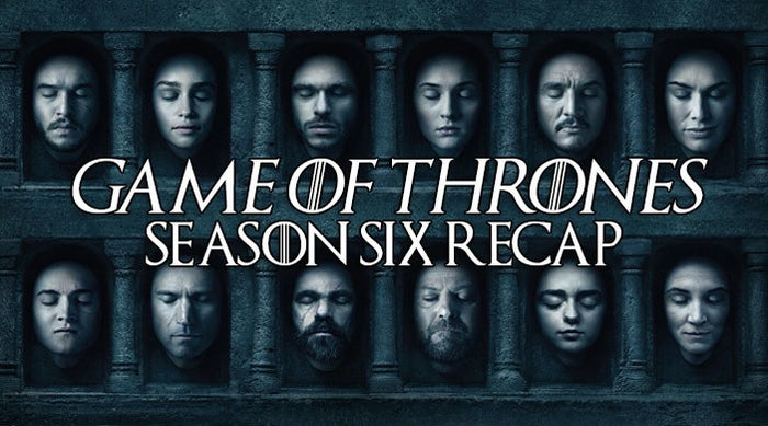 In preparation of Season 8 of Game of Thrones, I'm rewatching and recapping every season that's come before. So far I've dived deep into Season 1, Season 2, Season 3, Season 4 and Season 5. Now, it's time for Season 6...