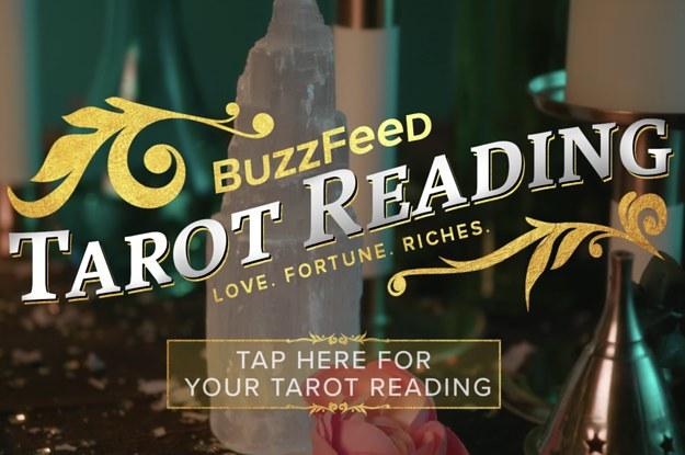 This Interactive Tarot Card Reading Will Reveal Some Secrets About