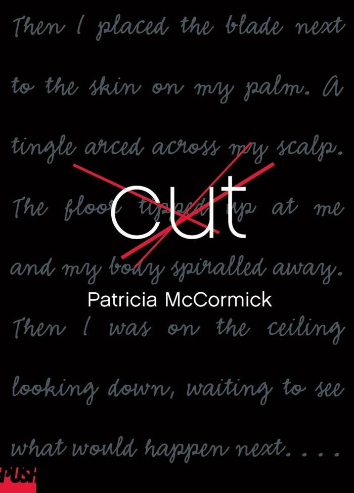 What it's about: After her parents and doctor discover that she cuts herself, Callie McPherson is sent to a residential treatment facility. At first, she refuses to speak to anyone. Slowly she begins to open up to the other people and explores the reasons why she self-harms. What stuck with you: The graphic imagery of Callie's cutting is poignant. For some, this was a first introduction to the concept of self-harm, an undeniably difficult topic.Get it from Amazon for $8.66, Barnes & Noble for $8.99, or a local bookstore through Indiebound here.