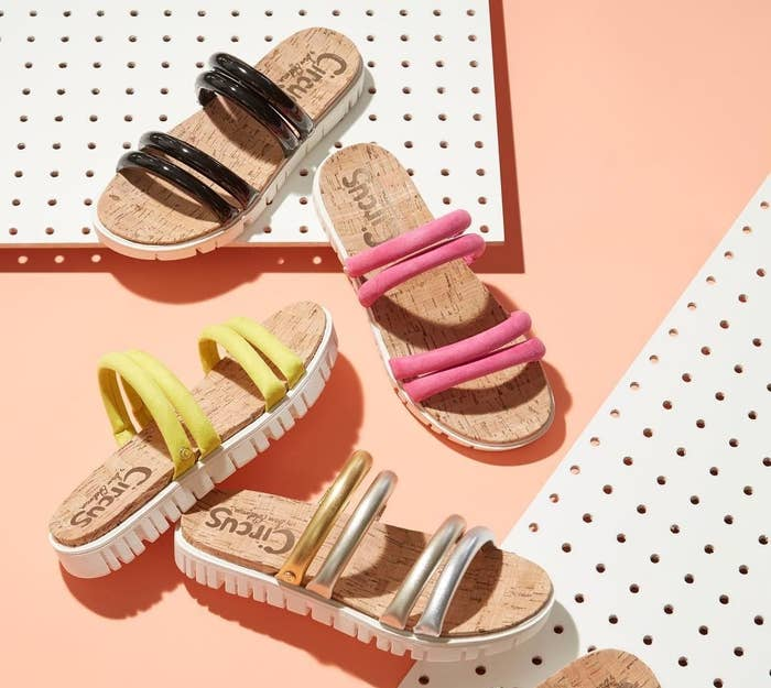 29 Pairs Of Sandals You Need Because Warm Weather Is Around The Corner