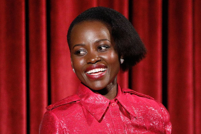 Congrats, Lupita! You, quite literally, killed it in this role.
