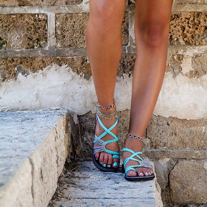 a66956843cd0 29 Pairs Of Sandals You Need Because Warm Weather Is Around The Corner
