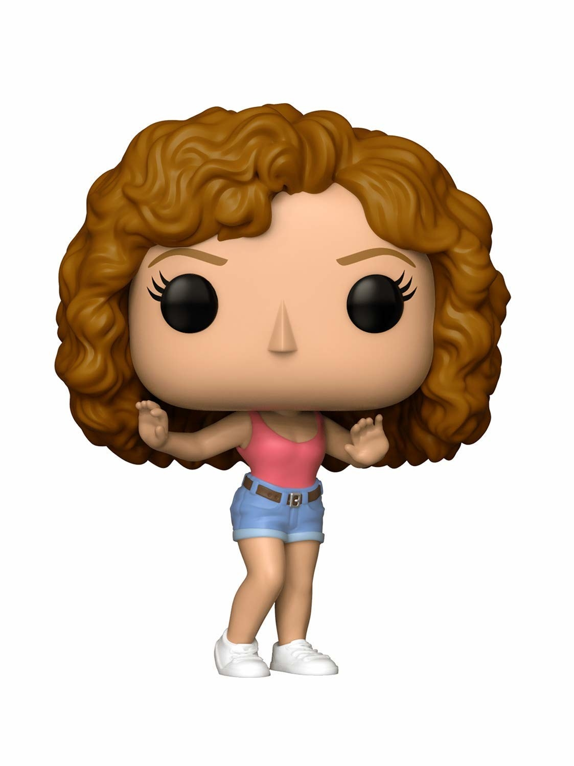 The Baby funko pop in a dancing pose