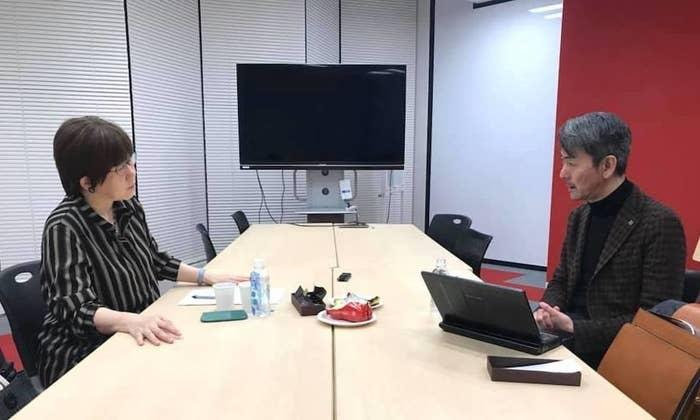 ピエール瀧さんの報道について、緊急対談した深澤真紀さん(左)と松本俊彦さん(右)