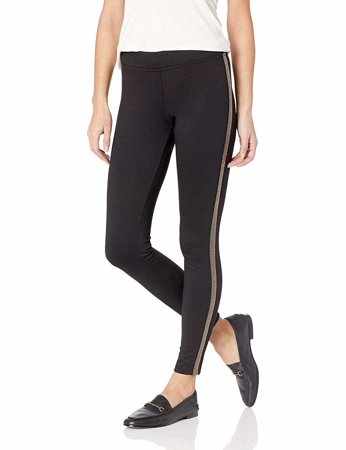 George Dark Bue Crop Length Leggings Women's Clothing Size 20 Bringing More Convenience To The People In Their Daily Life Clothing, Shoes & Accessories