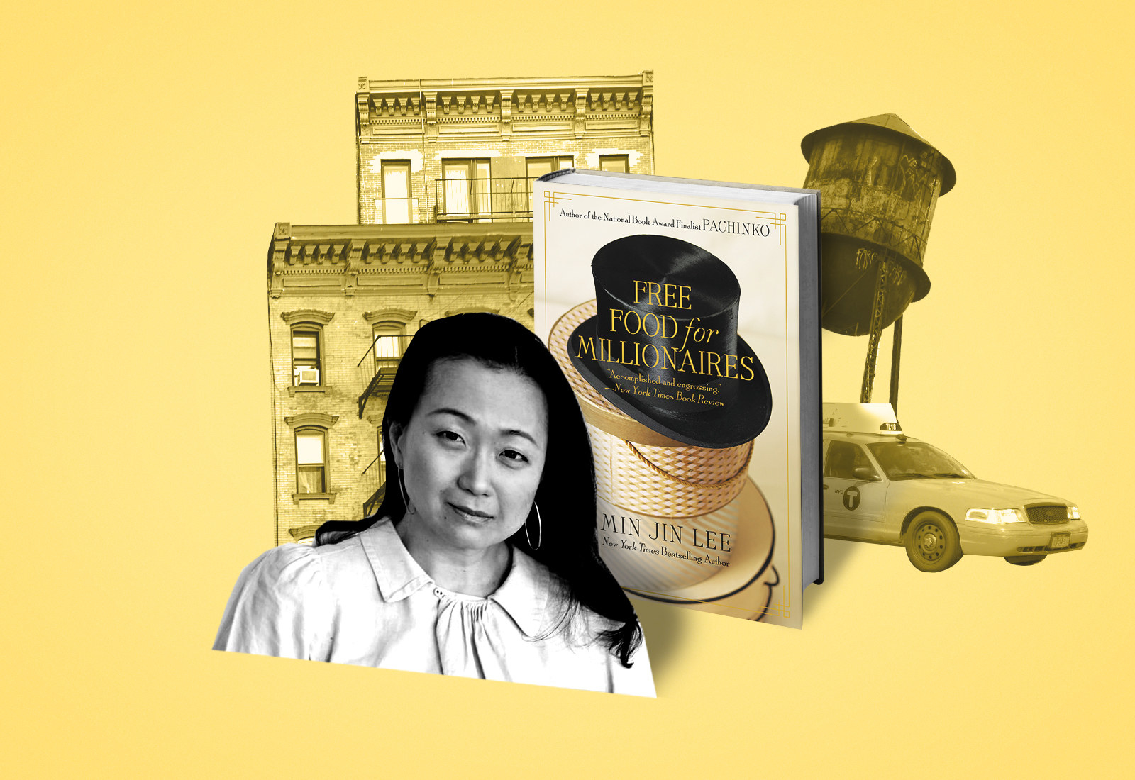 """Min Jin Lee's """"Free Food For Millionaires"""" Is In The Running To Be New York City's Summer Book. Read An Excerpt Here."""