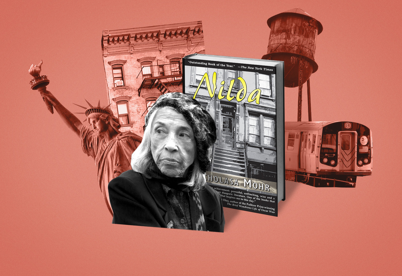 """Nicholasa Mohr's """"Nilda"""" Is In The Running To Be New York City's Summer Book. Read An Excerpt Here."""