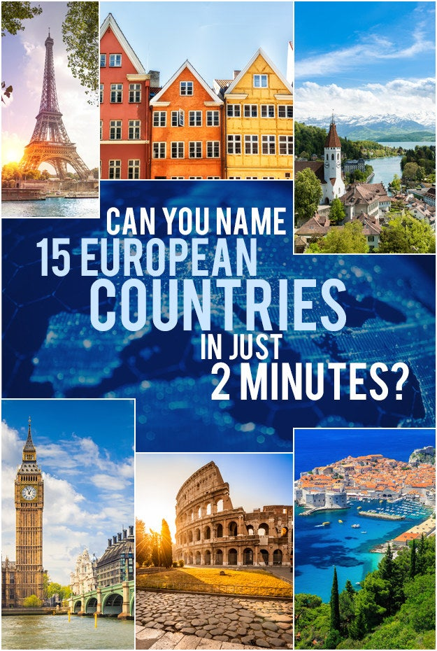 Correct answers include 49 European UN member states and one non-member observer state.