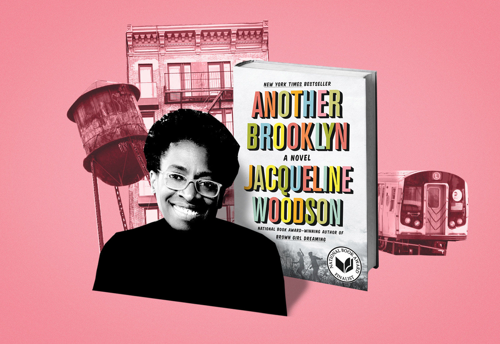 """Jacqueline Woodson's """"Another Brooklyn"""" Is In The Running To Be New York City's Summer Book. Read An Excerpt Here."""