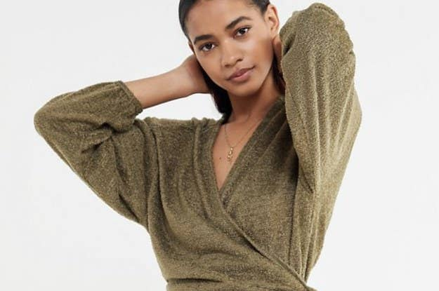 ec9c3bb4d28 25 Cozy Sweaters And Sweatshirts That People Actually Swear By