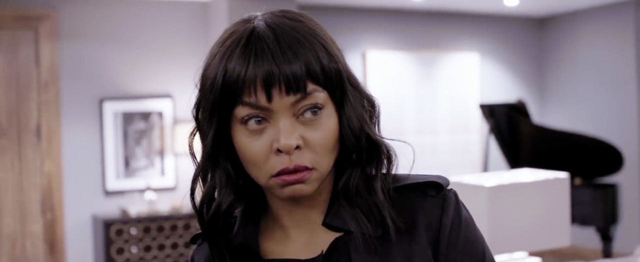 Or if you're lookin' for a psychological thriller, Tyler Perry's  Acrimony , starring Taraji P. Henson, is now on the service.
