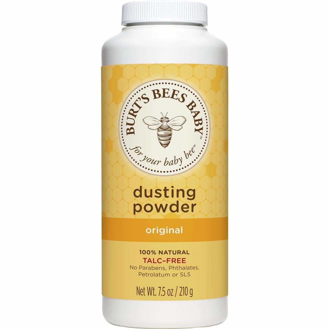 """""""Well, preparing the night before is the most important part. As for time saving products dry shampoo or just plain baby powder can be a life saver. You can apply it the night before as well and let it do it's work while you sleep."""" —a4c1ecdbc6Several Amazon reviewers use this Burt's Bees baby powder as dry shampoo because it's lightly scented, talc-free, and absorbs a great deal of oil. Get it from Amazon for $7.14."""