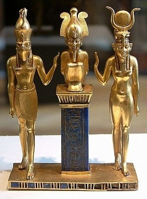 Even though the deceased kings were initially the ones to relate themselves with the Osiris upon their passing away, by 2000 BC each dead man would be associated with the divinity. The connection with Osiris indicates not the resurrection itself, but its' rejuvenation of existence in the next humanity and through one's offspring. His fame had been cemented with the god's benevolent natural world in the life after death as well as the role in generating order and law. The people perceive him as the god who would shield them during their existence and who might judge them equally in the Underworld.