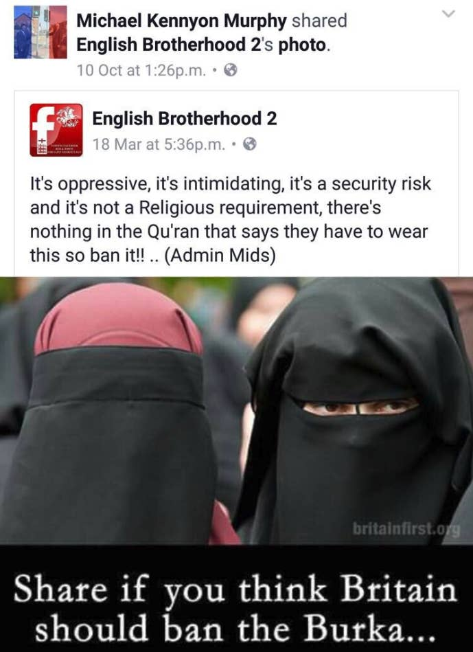 The Tories Reinstated A Councillor Who Posted Anti Muslim Memes And Now He S Shared An Abusive Post About Diane Abbott
