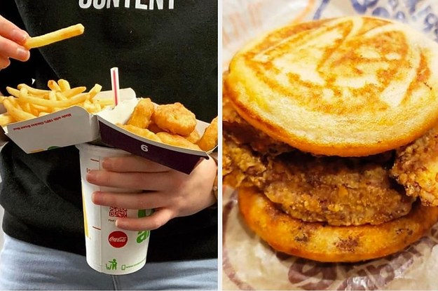 15 Simply Genius Ways Actual Customers Hacked The McDonald's Menu