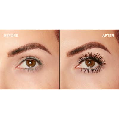 4fee3ba456f Too Faced's Better Than Sex Mascara is designed using a voluminous formula  and an hourglass-shaped brush for separating, coating, and curling your  lashes ...
