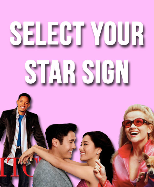 Every Person's Zodiac Perfectly Correlates With A Popular Rom-Com — Here's Yours