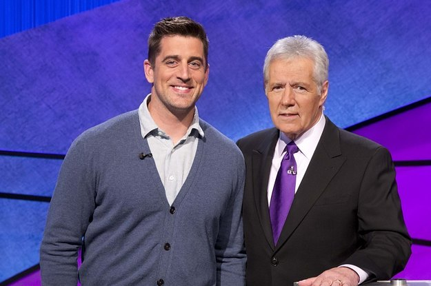 Can You Do Better Than Aaron Rodgers At Jeopardy?