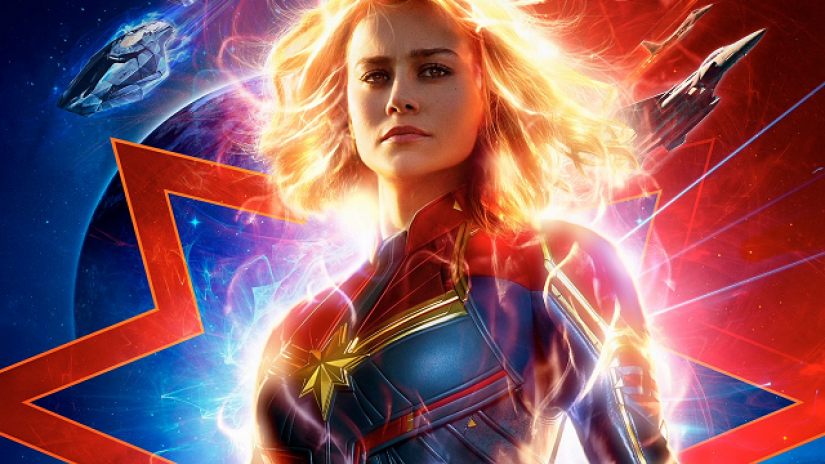 The Marvel Universe has several heroines, but they have always appeared as part of other teams. Captain Marvel is the first movie to star a heroine in her own right.