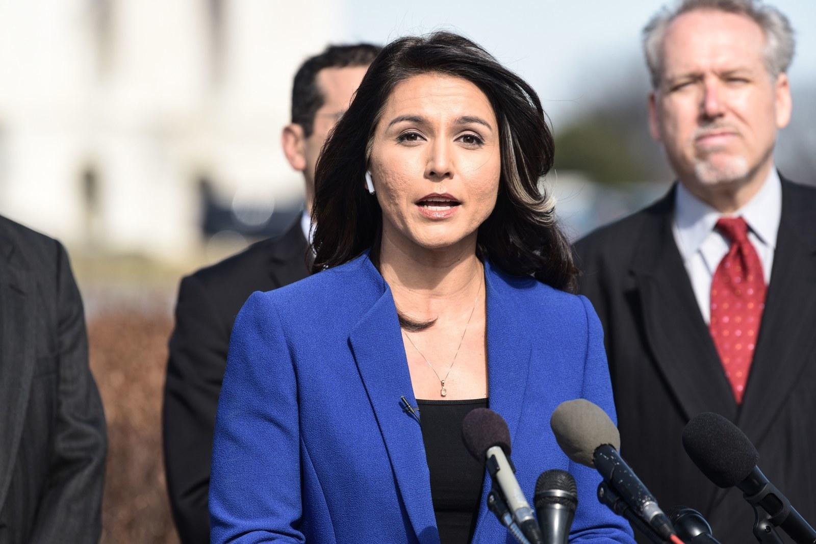 Tulsi Gabbard Joins The 2020 Democrats Pushing Pro-Marijuana Legalization Bills