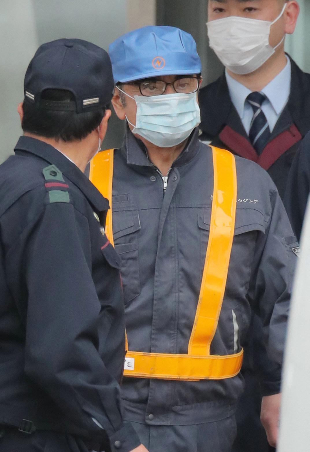 【日本電装株式会社】ゴーン被告の変装に使われた埼玉の企業 「なぜうちの帽子を」と困惑