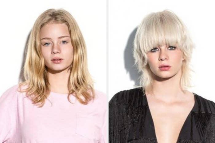 Germanys Next Topmodel 2018 Umstyling Zoe