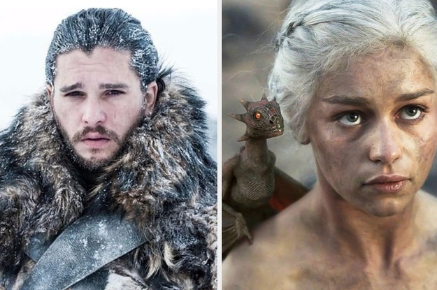 """Let Me Guess Which """"Game Of Thrones"""" Character You Are Even Though I've Never Seen It"""