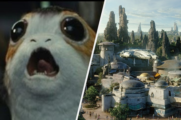 OMG, Disney Just Announced The Opening Dates For Star Wars: Galaxy's Edge And We're Crying
