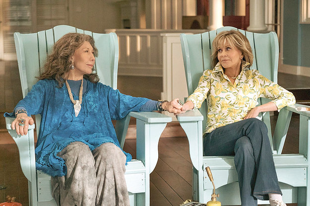 Which One Of The Dynamic Duo Are You: Grace Or Frankie?