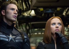 <i>Captain America: The Winter Soldier</i>