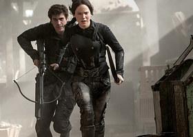 <i>The Hunger Games: Mockingjay - Part 1</i>