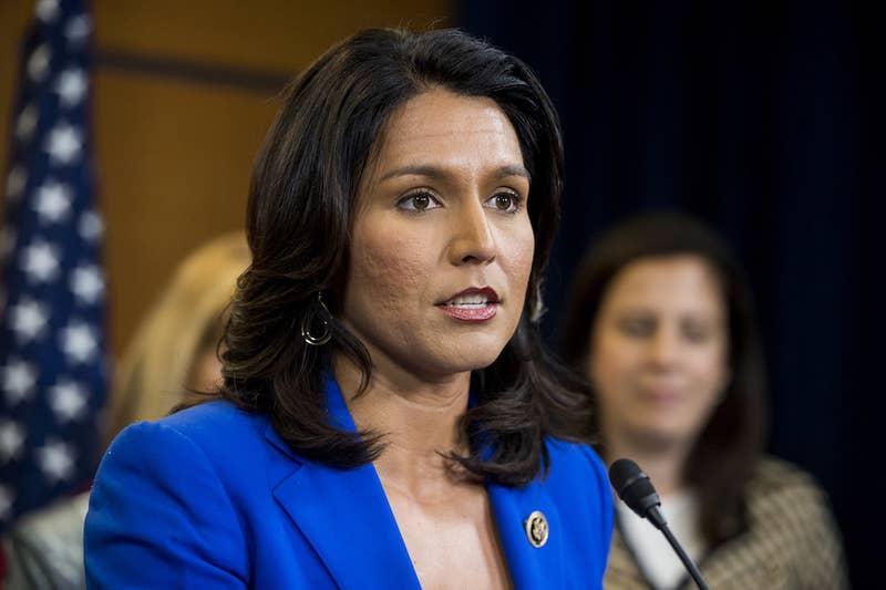 USA Democratic Presidential Candidate Decriminalize Sex Work
