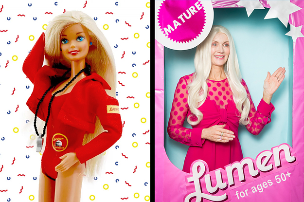 Barbie Has Been Reimagined As Her Actual Age For Her 60th Birthday And The Photos Are Stunning