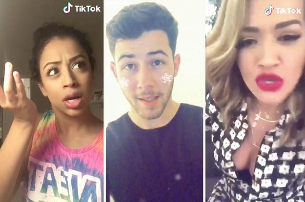 22 Celebrity Tiktok Usernames To Follow Just In Case You