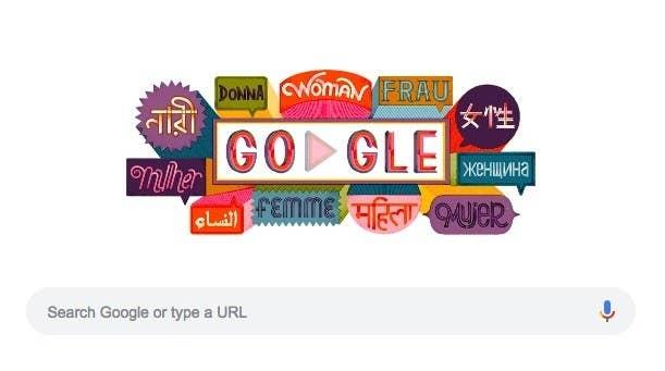 3月8日は「国際女性デー」。Googleの検索画面に、世界各国で活躍する女性や、歴史上の女性13人の名言が掲載された。その内容を紹介する。
