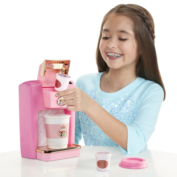 Recommended for ages three and up, this cute beverage set replicates the one you likely have on your kitchen counter.Get it from Walmart for $12.49.