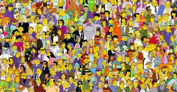 """There Are Over 400 Characters In """"The Simpsons,"""" I'll Be Impressed If You Can Name 40"""