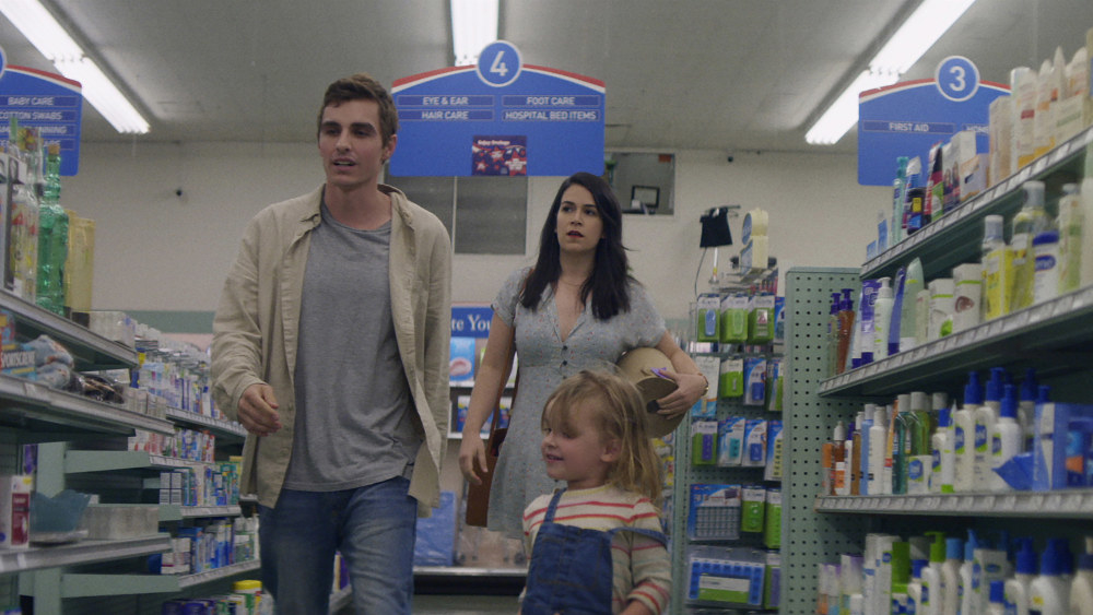 The director: Marja-Lewis RyanThe premise:Katie is organizing a surprise party for her boyfriend, but in the process, she discovers that her brother Seth is abusing drugs again. She tries to take him to rehab but instead spends a night helping him care for his daughter, while Seth deals with withdrawal.