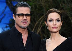 Brad Pitt and Angelina Jolie got married.