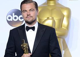 Leonardo DiCaprio finally won an Oscar.