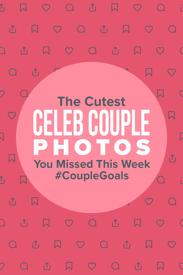 16 Adorable Celebrity Couple Photos You Missed From This Week March 8