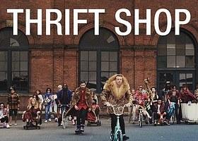 """Thrift Shop"" by Macklemore & Ryan Lewis"