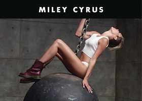 """""""Wrecking Ball"""" by Miley Cyrus"""