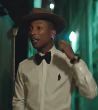 """""""Happy"""" by Pharrell was the No. 1 song of 2014 (and one you couldn't escape)."""