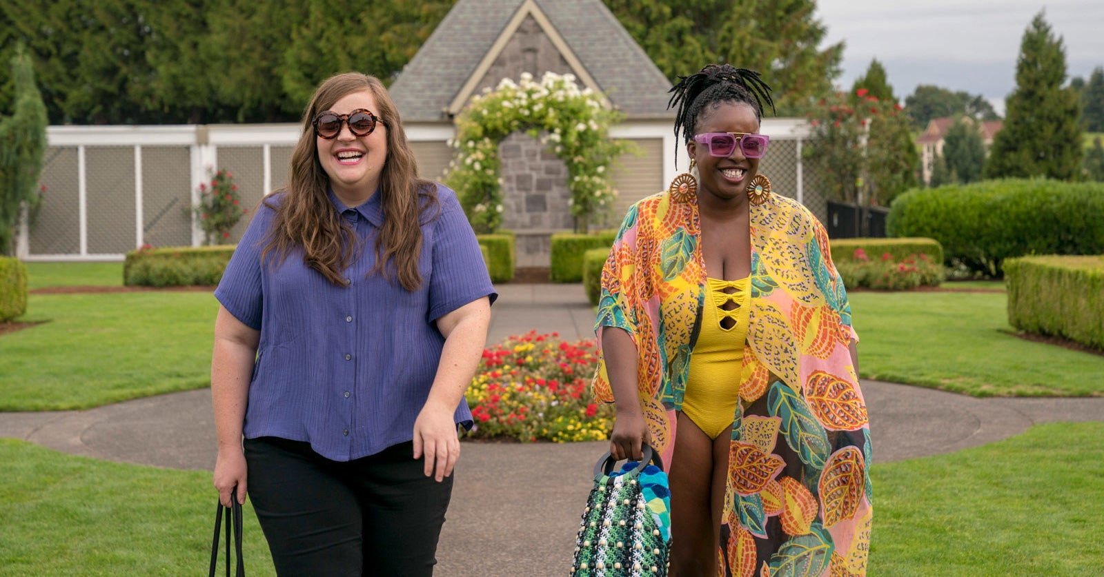 """Why Stories About Fat Joy Like """"Shrill"""" Are A Revelation"""