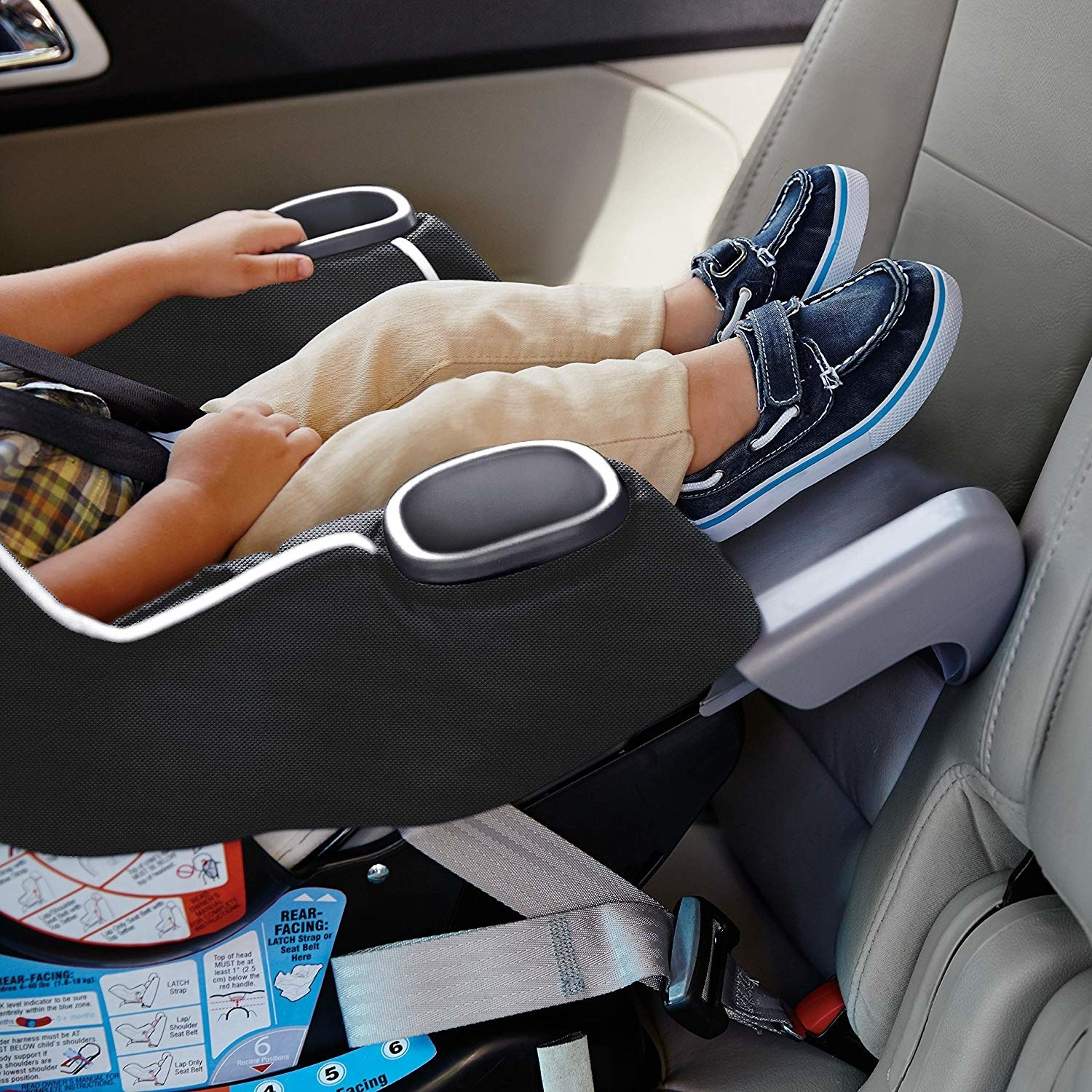 17 Of The Best Car Seats You Can Get On Amazon