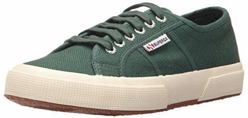 f82716a91521 29. Superga sneakers in a classic silhouette and an unexpected hue to bring  in a little bit of the old and a lot of the new.